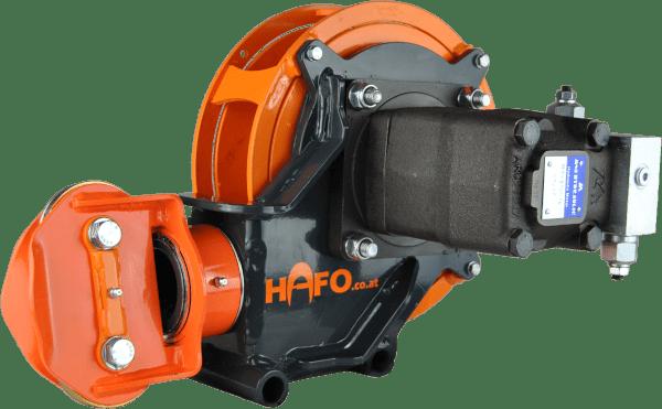 SAPI Winde von Haselsteiner Forsttechnik